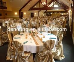universal chair covers wholesale factory wholesale luxury self tie wedding satin chair cover