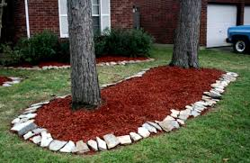 White Rock Garden Backyard Simple Front Yard Landscaping Ideas Landscaping Around