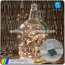 custom led string lights 2016 new design china custom cheap battery operated wire copper led