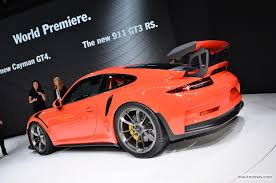 orange porsche 911 gt3 rs porsche 911 gt3 rs gets previewed on track automotorblog