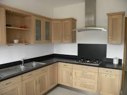 cuisine en chene moderne cuisine moderne chene maison inspirations avec cuisine en chene
