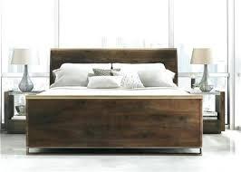 chambre adulte en bois massif chambre bois massif contemporain chambre adulte bois lit