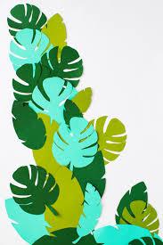 Garland diy tropical garland studio diy