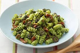 pasta salad pesto creamy pesto pasta salad kraft recipes