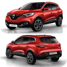 renault unveils a stylish all new c segment crossover a bigger