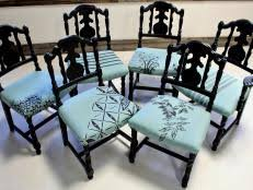 How To Refinish Kitchen Chairs How To Strip And Repaint A Wood Chair How Tos Diy