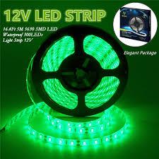 amazon com led strip lights iekov 5630 smd 300leds waterproof