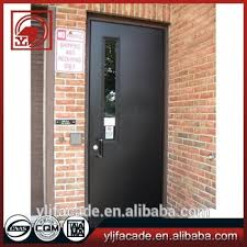 Exterior Flush Door Solid Aluminium Flush Door Buy Solid Exterior Flush