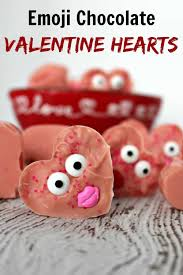 chocolate emoji emoji chocolate valentine hearts princess pinky