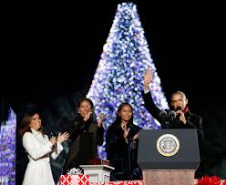 photos national christmas tree lighting 2016 wtop