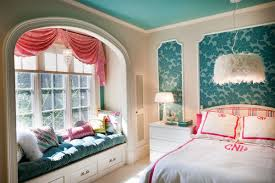 Spruce Up The Girls Bedroom Ideas With Decorative Wallpaper Home - Girls bedroom wallpaper ideas