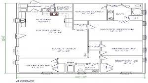 barndominium floor plans ideas texas barndominium floor plans design with 40x50 metal