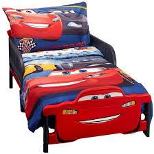 disney cars bedding set cars bed set toddler disney cars red blue bedding set toddler 4pc