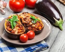 cuisiner les aubergines au four recette aubergines au four