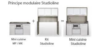 cuisine compacte pour studio mini cuisines kit studio gain de place