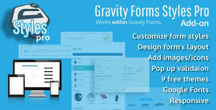 layout gravity gravity forms styles pro add on 2 3 5 2 wordpress plugin