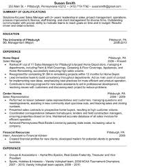 Summer Job Resume by Resume Template For College Student Summer Job Resume Templates