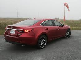 the 2016 mazda 6 is still too loud unrefined and slow but i