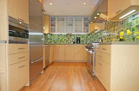 kitchen best galley kitchen designs with narrow kitchen cabinet