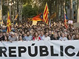unabhängigkeit von katalonien wohl am montag st galler tagblatt