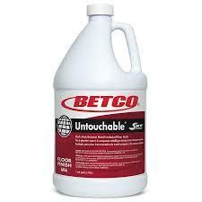 low maintenance betco untouchable with srt floor finish jon don