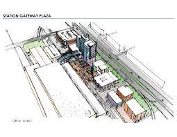 Milwaukee Art Museum Floor Plan by Station Gateway Plaza 3 Urban Milwaukee