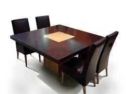 High Quality Dining Room Furniture by Square Dining Table For 4 Homesfeed