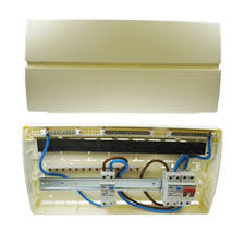 hager 12 way dual rcd 17th edition consumer unit at uk electrical