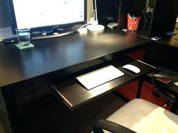 Corner Desk Keyboard Tray Corner Keyboard Tray Contemporary Corner Desk With Keyboard Tray