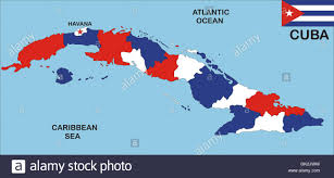 Map Cuba Cuba Map Atlas Stock Photo Royalty Free Image 114999413 Alamy