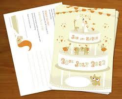 Wedding Postcards 30 Simple U0026 Creative Postcard Design Ideas