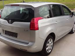 peugeot 5008 trunk second hand peugeot 5008 7 seater for sale san javier murcia