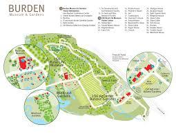 Lsu Campus Map Burden Museum U0026 Gardens
