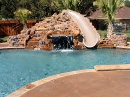 Great Pool Swimming Pool Waterfalls With Great Kit Construction U2014 Home