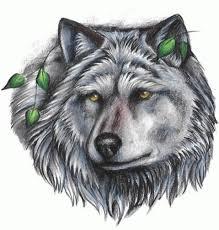 free wolf designs