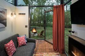 Rv Modern Interior Roadhaus Is A Modern Tiny House U0026 Rv Hybrid Treehugger