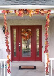 fall garland make a fall leaf garland hgtv