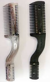 peigne coupe cheveux le vrai maitre coiffeur peigne coupe cheveux peigne rasoir coupe