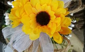 sunflower corsage s corsage sunflower gardening flower and vegetables