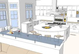Kitchen Design Plans Help Design The Sunset Kitchen Of The West Sneak Peek At