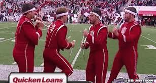 Indiana University Memes - part of the indiana university matching hundred drumline dance for