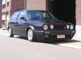 volkswagen golf 1989 a rough guide to the mk2 golf gti