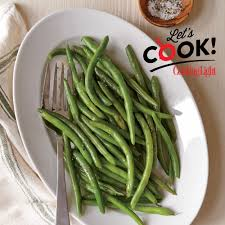 how to make and easy green beans cooking light