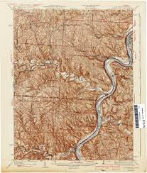 Map Of West Virginia State Map Of Usa by West Virginia Historical Topographic Maps Perry Castañeda Map