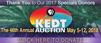 2017 auction items kedt