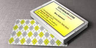 template kartu nama makanan cara mudah membuat kartu nama di microsoft word video tutorial89