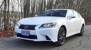 lexus gs350 f sport 2016 2015 lexus gs 350 awd f sport test drive review