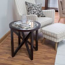 How To Make End Tables Furniture by Best 25 Round End Tables Ideas On Pinterest Wood End Tables