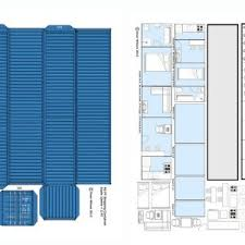 Storage Container Floor Plans - homes built with containers best pictures shipping container house