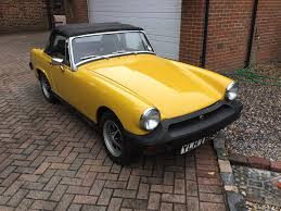 used mg midget cars for sale motors co uk